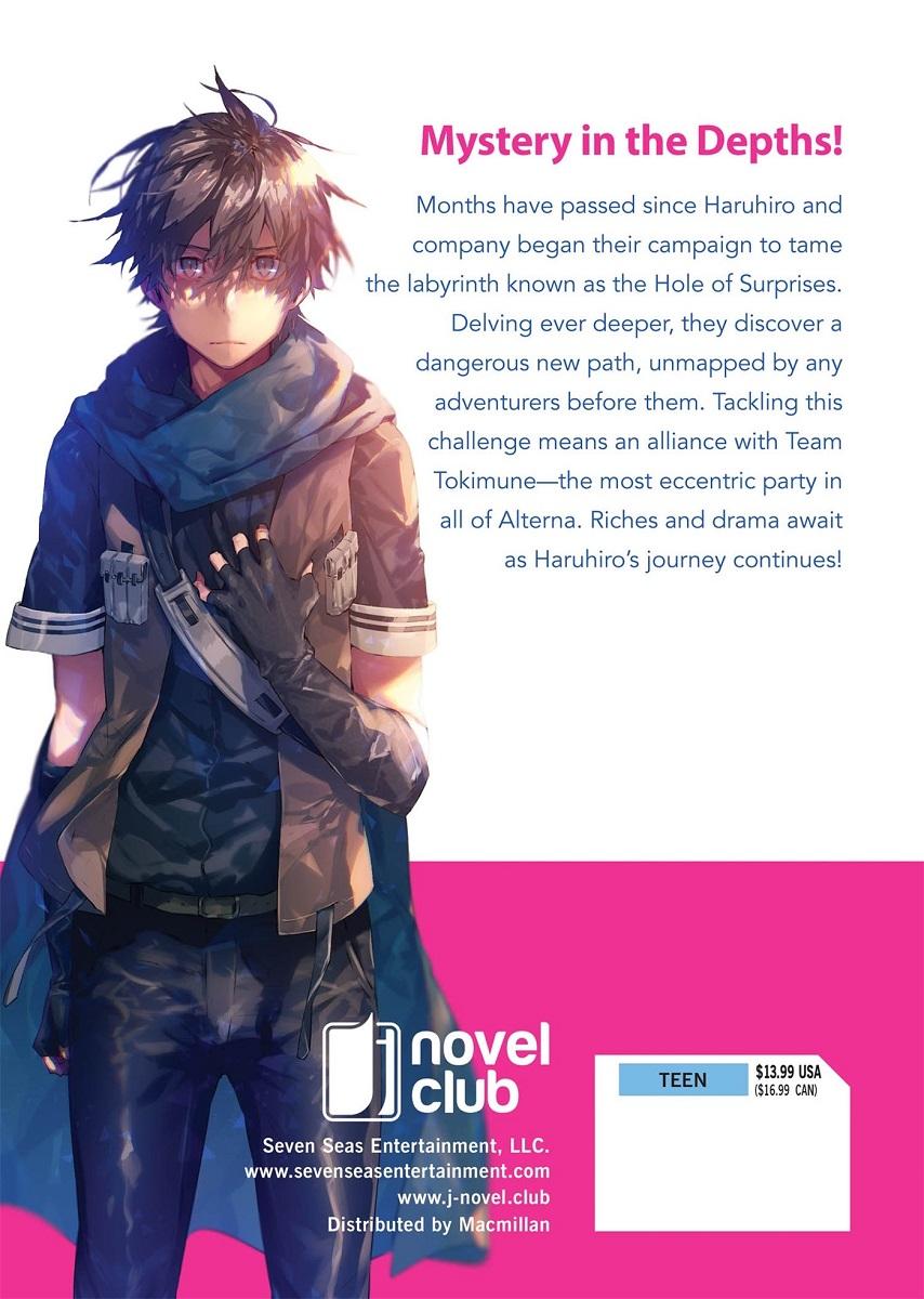 Grimgar of Fantasy and Ash Novel Volume 5