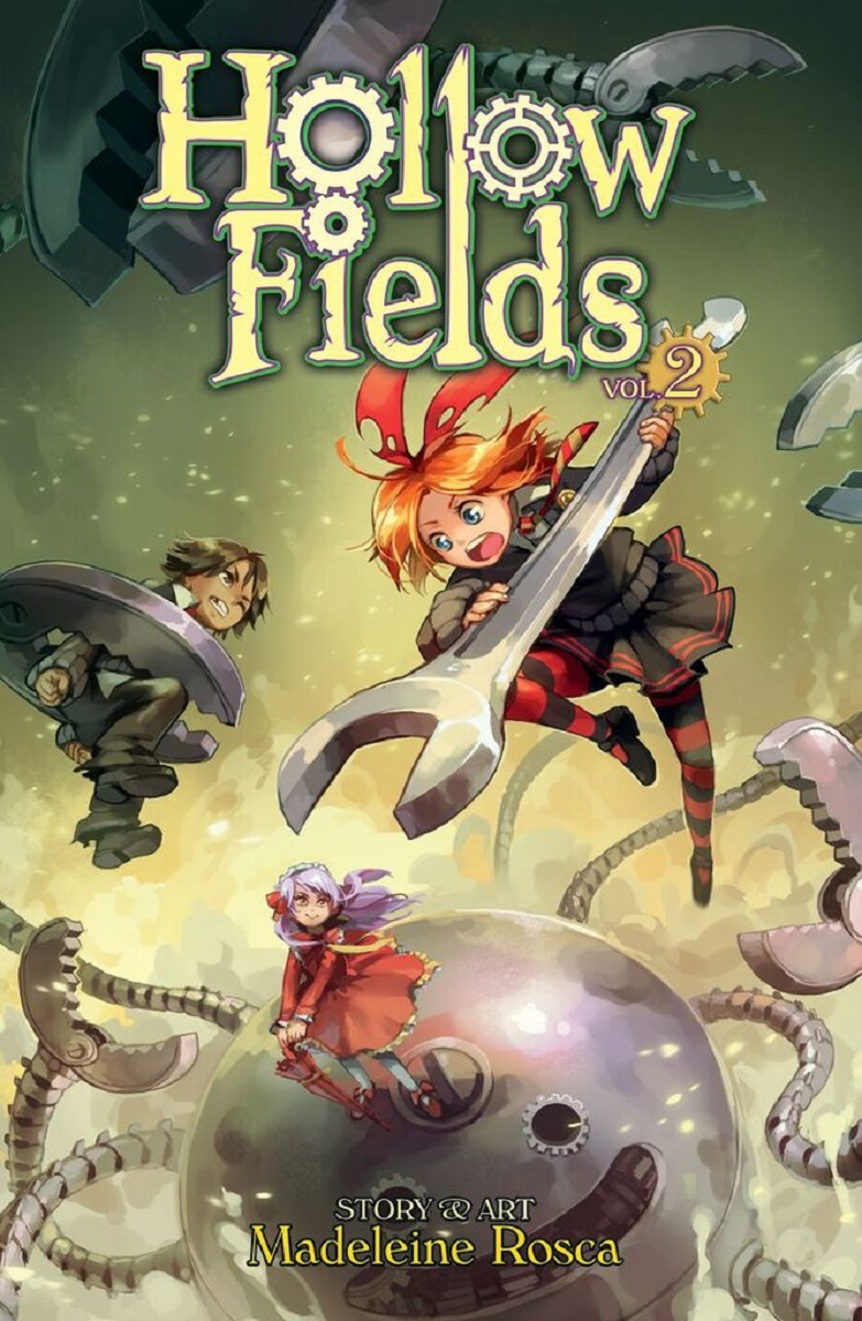 Hollow Fields Manga Volume 2 (Color)