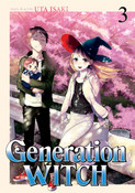 Generation Witch Manga Volume 3