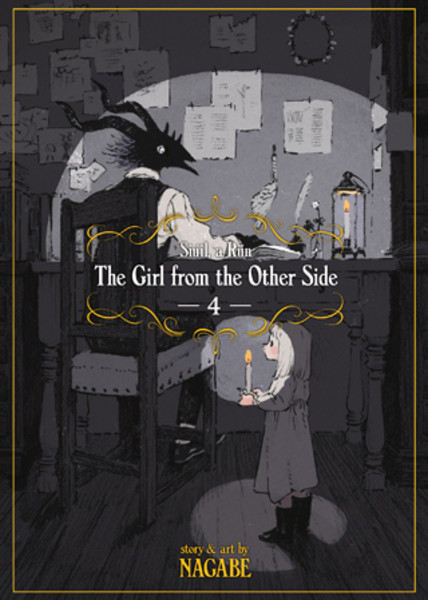 The Girl From the Other Side Siuil a Run Manga Volume 4