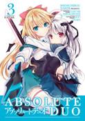 Absolute Duo Manga Volume 3