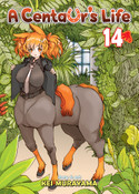 A Centaur's Life Manga Volume 14