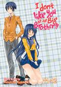 I Don't Like You At All Big Brother!! Manga Omnibus Volume 6