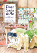 Giant Spider and Me A Post-Apocalyptic Tale Manga Volume 1