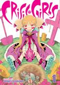 Crisis Girls Manga Volume 1