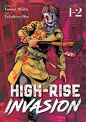High Rise Invasion Manga Omnibus 1