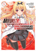 Arifureta From Commonplace to World's Strongest Novel Volume 1