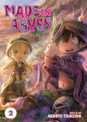 Made in Abyss Manga Volume 2