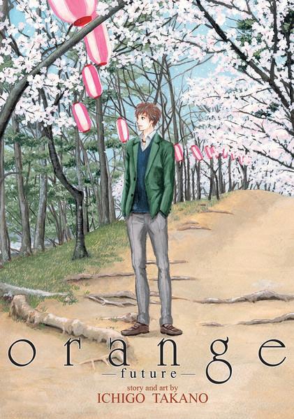Orange Future Manga