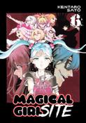 Magical Girl Site Manga Volume 6