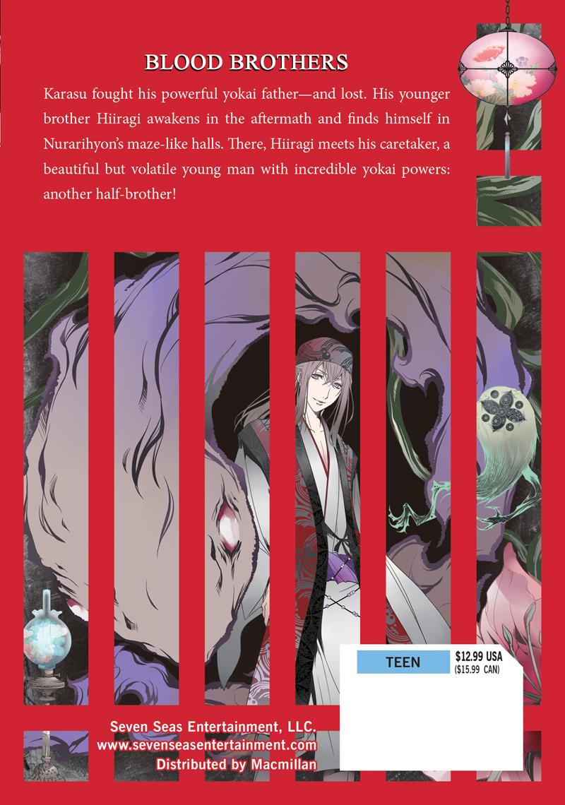 Yokai Rental Shop Manga Volume 3