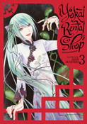 Yokai Rental Shop Manga Volume 3