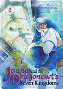 Juana and the Dragonewts' Seven Kingdoms Manga Volume 2