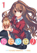 Toradora Novel Volume 1