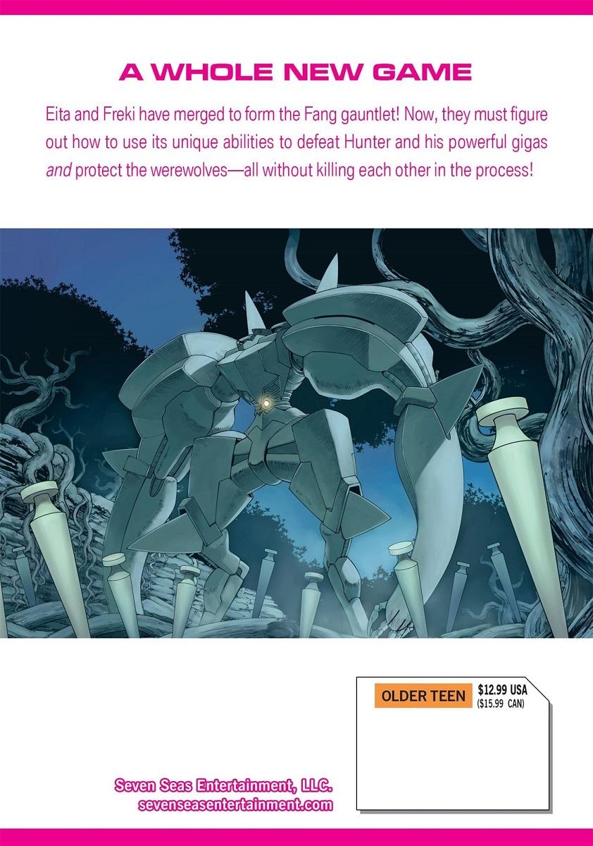12 Beast Manga Volume 6