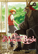 The Ancient Magus' Bride Manga Volume 9