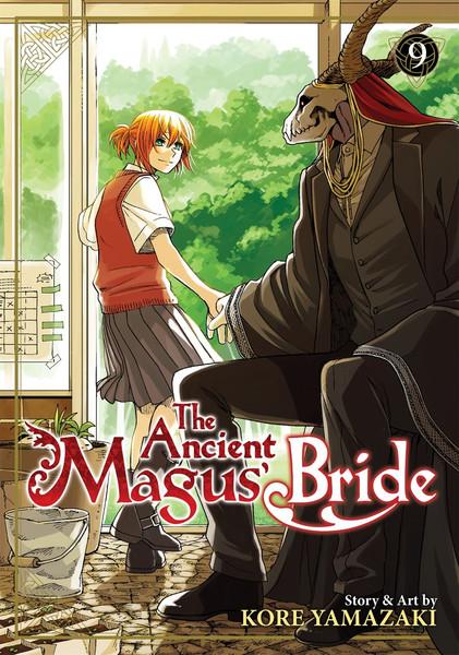 The Ancient Magus' Bride Manga Volume 9