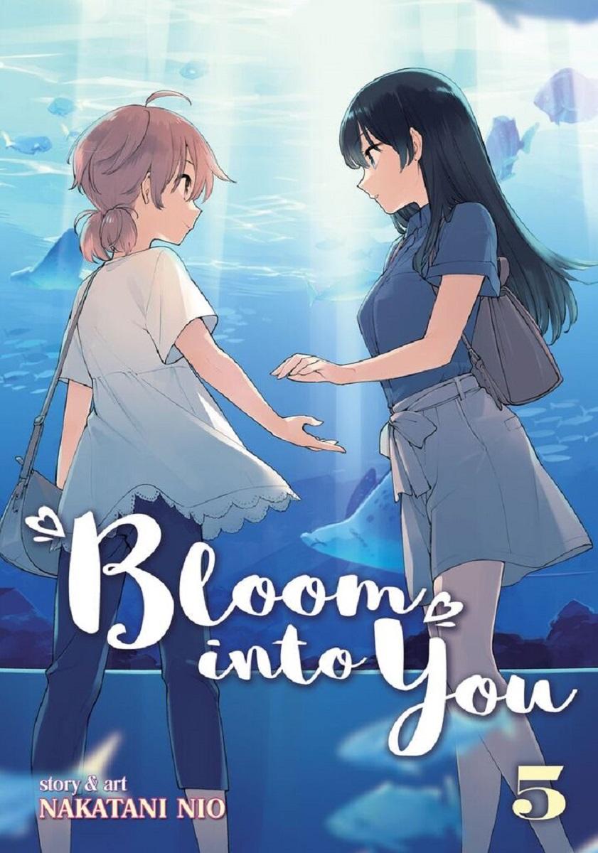 Bloom Into You Manga Volume 5