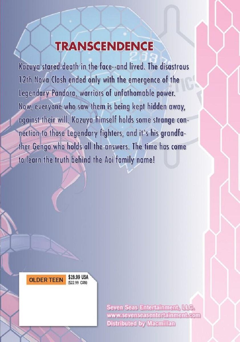 Freezing Manga Volume 11