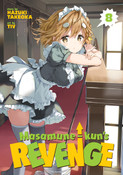 Masamune-kun's Revenge Manga Volume 8