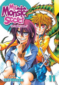 My Monster Secret Manga Volume 11