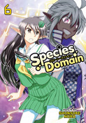 Species Domain Manga Volume 6