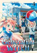 Generation Witch Manga Volume 4