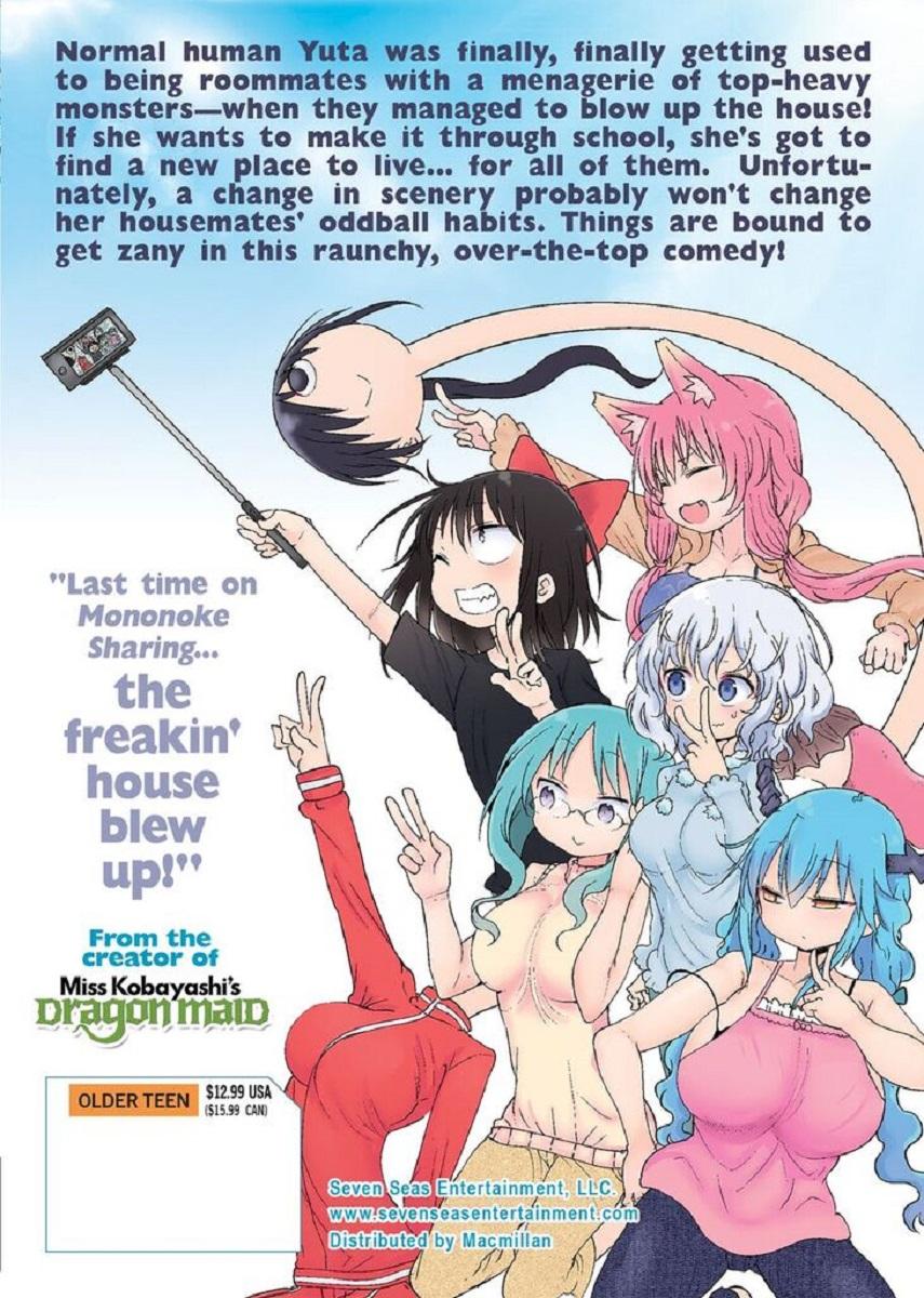 Mononoke Sharing Manga Volume 2