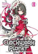 Clockwork Planet Novel Volume 2