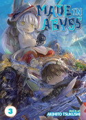 Made in Abyss Manga Volume 3