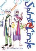 Spirit Circle Manga Volume 4