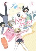Alice and Zoroku Manga Volume 5