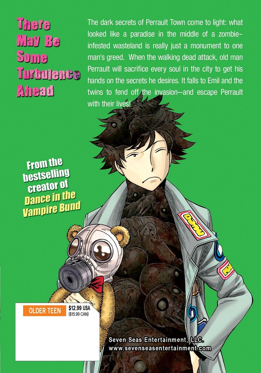 Soul Liquid Chambers Manga Volume 2