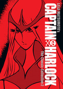 Captain Harlock The Classic Collection Manga Volume 2 (Hardcover)