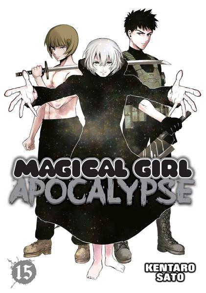 Magical Girl Apocalypse Manga Volume 15