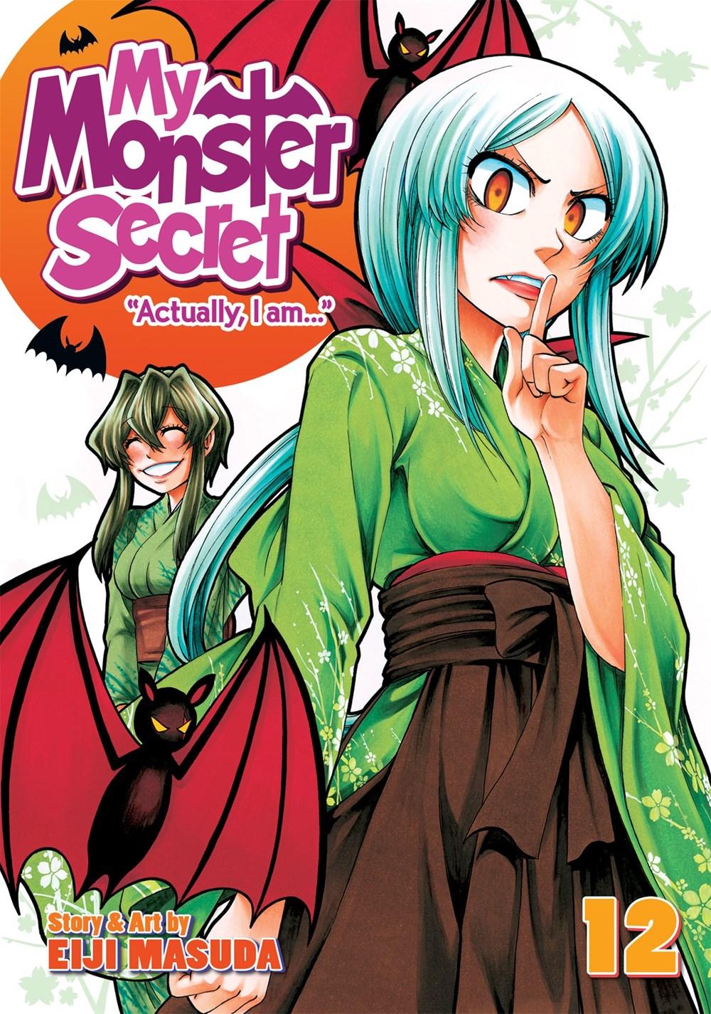 My Monster Secret Manga Volume 12