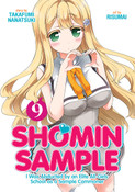 Shomin Sample Manga Volume 9