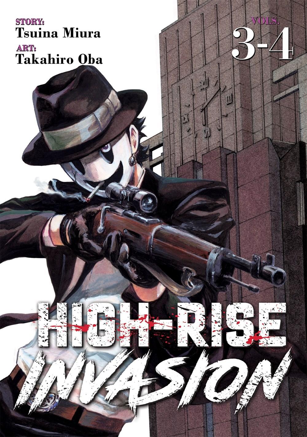 High Rise Invasion Manga Omnibus Volume 2