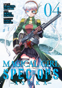 Magical Girl Spec-Ops Asuka Manga Volume 4