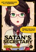 Satan's Secretary Manga Volume 1
