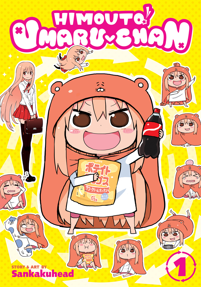 Himouto! Umaru-chan Manga Volume 1