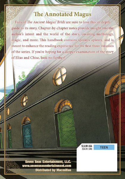 The Ancient Magus' Bride Supplement Volume 1