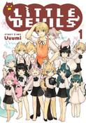 Little Devils Manga Volume 1
