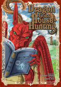 Dragon Goes House Hunting Manga Volume 1