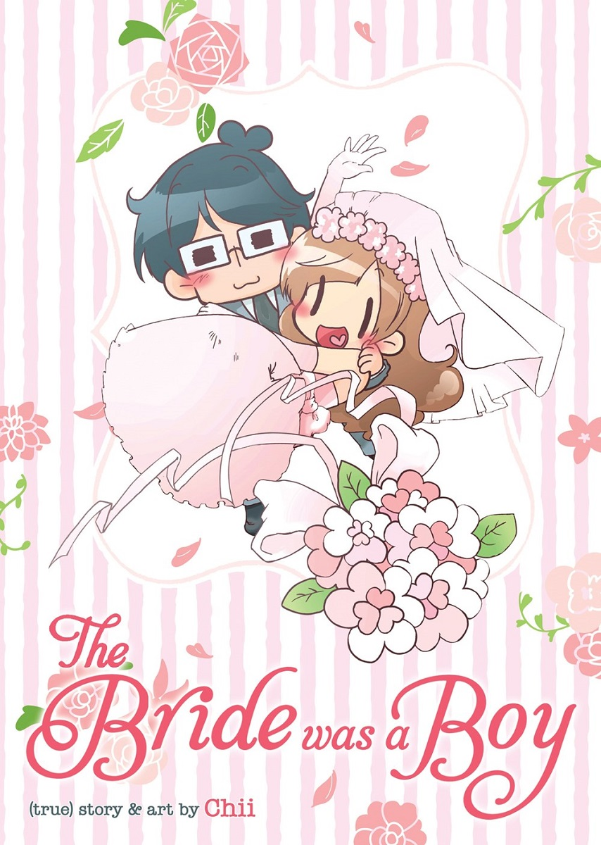 The Bride Was a Boy Manga