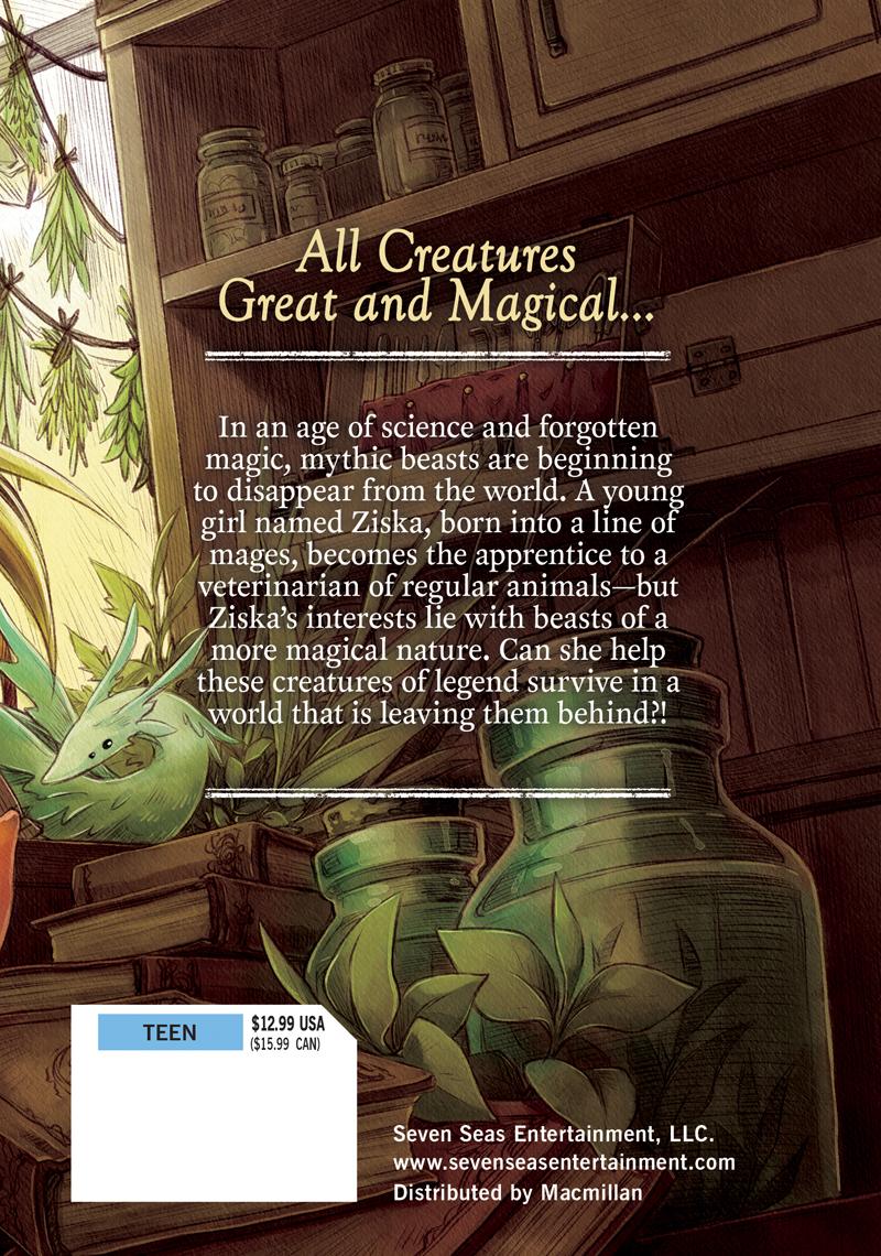 How to Treat Magical Beasts Manga Volume 1