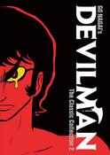 Devilman The Classic Collection Manga Volume 2 (Hardcover)
