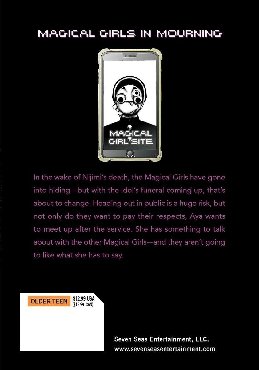 Magical Girl Site Manga Volume 7