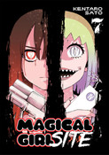 Magical Girl Site Manga Volume 7