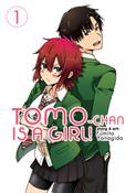 Tomo-chan is a Girl! Manga Volume 1